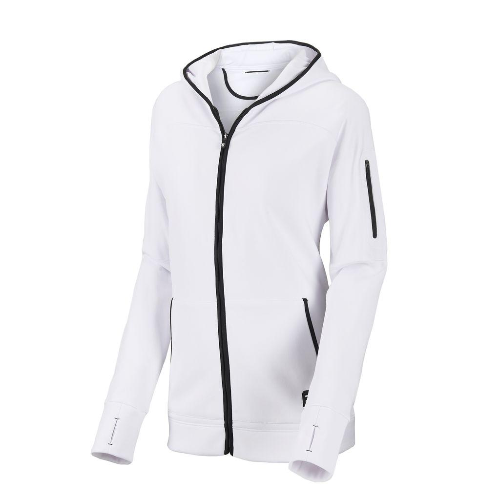49bf2ce3e Footjoy Ladies Full Zip Fleece Hoodie #23456 | Bonaventure Discount Golf