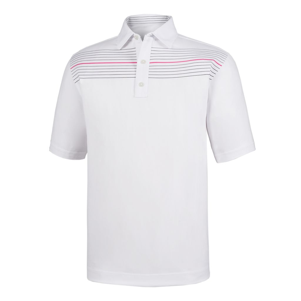 3a44a391 FootJoy ProDry Performance Lisle Feeder Stripe Shirt-Knit Collar - 32734 - IdeaStage  Promotional Products .